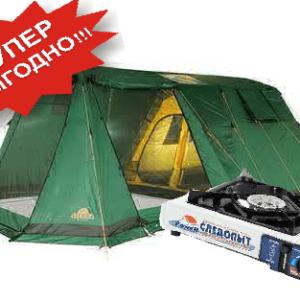 Пятиместная палатка