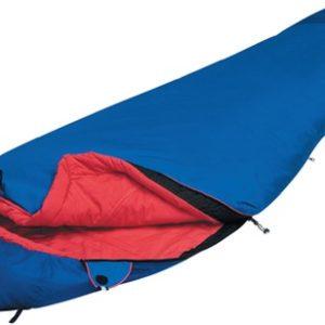 Компактный спальный мешок