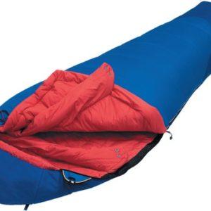 Лёгкий спальный мешок Alexika