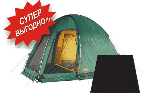 палатка Минисота