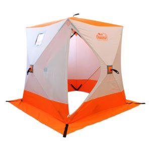 Палатка зимняя куб СЛЕДОПЫТ